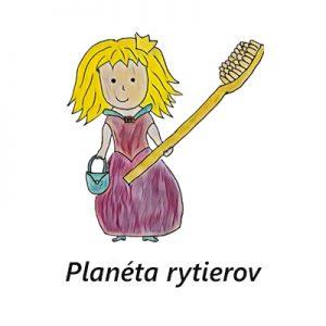 Planéta rytierov - detská rozprávka č. 4