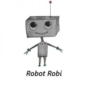 Robot Robi - detská rozprávka č. 3