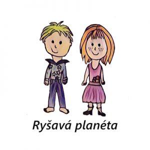 Ryšavá planéta - detská rozprávka č.2