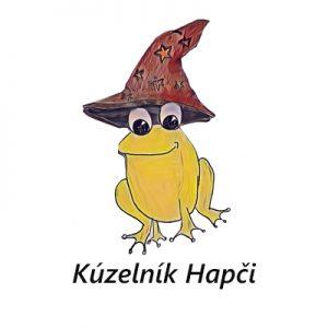 Kúzelník Hapči - detská rozprávka č. 5