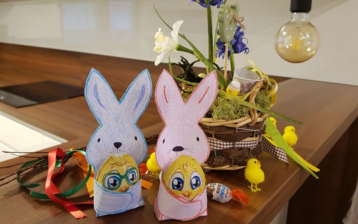 Zajačikovia na Veľkú noc